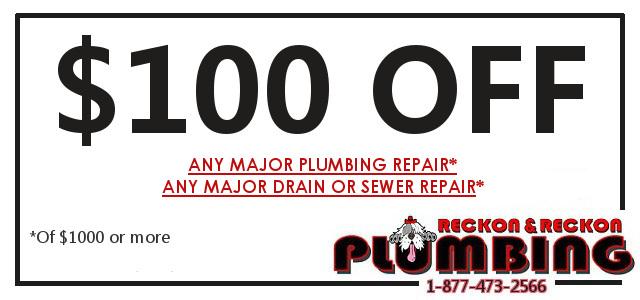 major plumbing repair