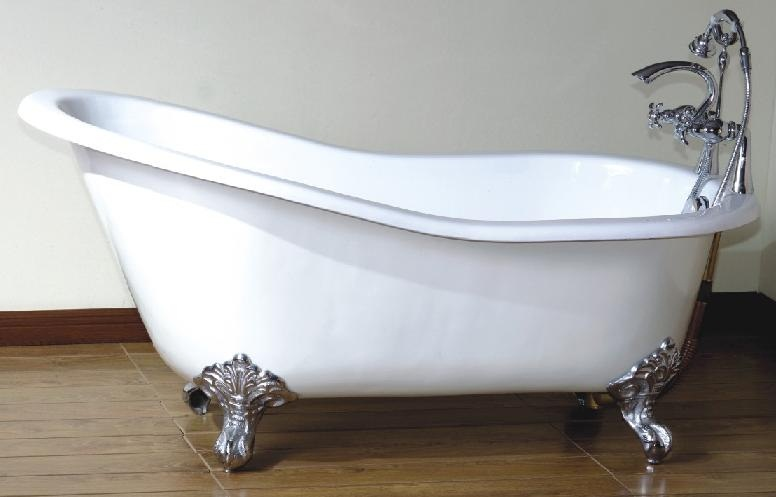 Captivating Porcelain Baththub